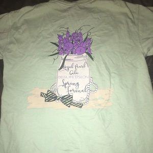 DPhiE Delta Phi Epsilon Sorority Formal T-Shirt